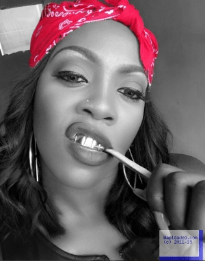 Tiwa Savage Goes Gangster In New Photos